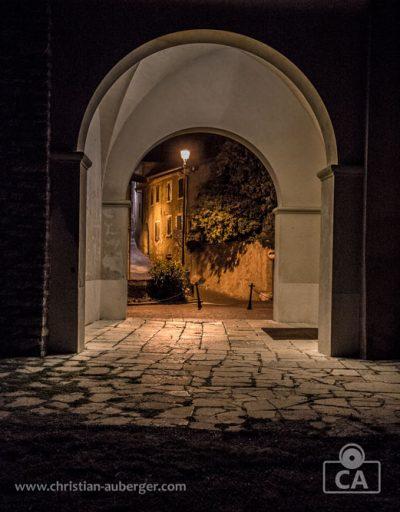 Italien – Tignale Torbogen